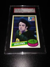 Jim Craig Signed 1980-81 Topps Rookie Card Miracle on Ice SGC #AU147274