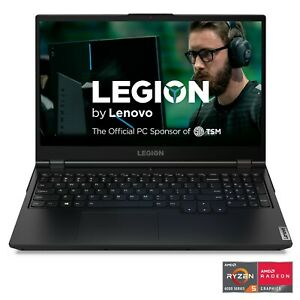 "Lenovo Legion 5 Laptop: 15.6"", 5 4600H, 8GB RAM, 256GB SSD+1TB HDD, GTX 1650Ti"