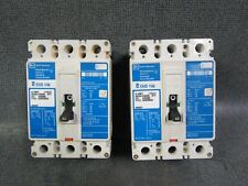 (1) 60 AMP CUTLER HAMMER EHD 14K BREAKER 60 AMP 480 VAC 3 POLE MODEL: EHD3060
