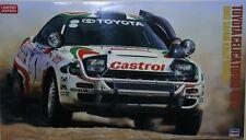 Toyota Celica Turbo 4WD - art. 20309 - Hasegawa 1/24