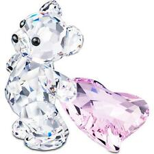 Swarovski Crystal KRIS BEAR, WITH YOU RETIRED 2011 905386 New in Box Free Ship