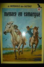 BD la patrouille des castors n°12 EO cartonnée 1986 TBE mitacq