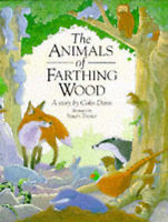 """AS NEW"" The Animals of Farthing Wood, Dann, Colin, Book"