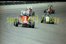 Vintage Copper World Classic Sprint Car Race Negatives (4) @ Phoenix PIR 1665