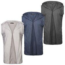 Ärmellose Herren-Kapuzenpullover & -Sweats mit Kapuze aus Baumwolle
