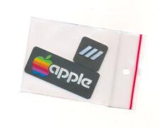 Set of Apple III Case Emblems