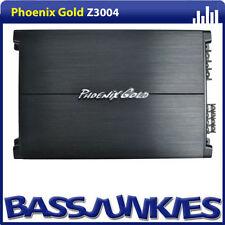 4-Channel Phoenix Gold Vehicle Audio Amplifiers
