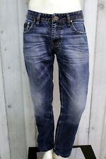 DSQUARED2 Jeans Uomo Taglia 48 Pantalone Regular Cotone Pants Men Man