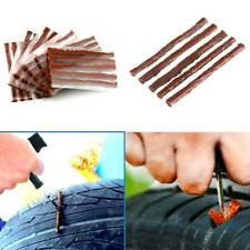 Car Auto Tyre Repair Tubeless Seal Rubber Strips Plug Tire Puncture Recovery Kit