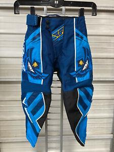 Fly Racing F-16 Motocross Pants - Size 18 - Boys Girls Youth Kids - Dirt Bike