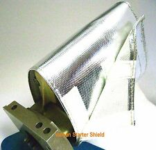 Vulcan Motor Home Starter Heat Shield Wrap Reflective Mylar - Made In USA