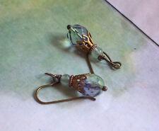 Rainy Day Earrings   Yarrows Garden   Jade