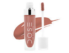 Dose Of Colors Lip Gloss Lipgloss Stay Glossy On Repeat Warm Mid Tone Nude New !