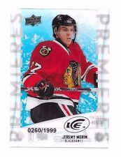 2010-11 Upper Deck Ice Jeremy Morin #d 260/1999