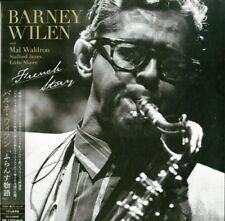 BARNEY WILEN-FRENCH STORY-JAPAN LP J94