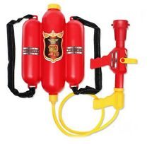 Summer Toys for Kids Fire Extinguisher Backpack Water Gun Toys Backpack Toy