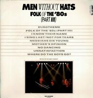 MEN WITHOUT HATS-Folk Of The 80's (Part II) Vinyl LP-Brand New-Still Sealed