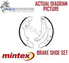 NEW MINTEX REAR BRAKE SHOE SET BRAKING SHOES GENUINE OE QUALITY MFR402