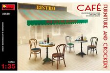 MINIART 35569 1/35 Café Furniture & Crockery