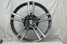 20 inch x9.5 + 20x11 SET of SATURN Wheels PORSCHE PANAMERA - OEM COMPAT (ITALY)