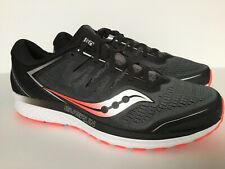 Saucony Guide ISO 2 Men's Running Shoes S20465-3 Black Size 10.5 Wide