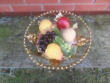 Vintage retro mirror or fruit bowl!!