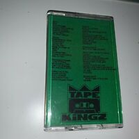 RARE! DJ RON G Dead Presidents #1 90s Tape Kingz NYC Cassette Mixtape Tape