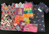 GYMBOREE GIRLS SIZE 8 and 7/8 LOT OUTFITS SUMMER SPRING NEW $273