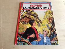 """EO LEPAGE 1987 """"KELVINN"""" auteur NÉVÉ,TERRE SANS MAL,MUCHACHO genre GIBRAT,FRANK"""