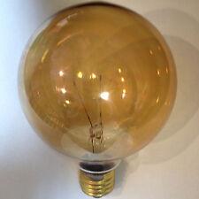 PAULMANN Oro geluestert Globe E27 60W G100 Lámpara de globo ø 100mm