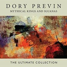 Mythical Kings and Iguanas The Ultimate Collection Dory Previn Audio CD