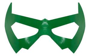 Damian Wayne, Robin, Superhero Leather Eye Mask - MOST Authentic - FREE Bonus!