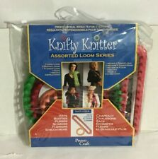 Knifty Knitter ASSORTED LOOM SERIES Set by ProvoCraft # 210314