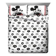 Disney Mickey Mouse Jersey Full Sheet Set