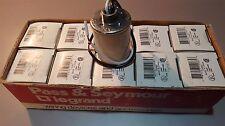 Box of 10 - Pass & Seymour10085Porcelain Lampholder 660W  250V Medium Base