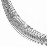 925 Sterling Silver Round Wire up to 2.5mm Length 100 to 1000mm BEST OFFER