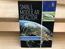 Rolls-Royce Nuclear Small Modular Reactor, marketing brochure