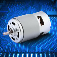 12V 0.32A 60/50W DC Brush Motor Large Torque High Power for Electric Tool GL