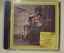 BUDDY MILES -The Best Of Buddy Miles - CD - **BRAND NEW/STILL SEALED** - RARE