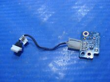 "Dell Precision 15.6"" M4700 Genuine  Power Button Board w/Cable LS-7933P GLP*"