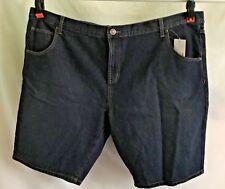 Nite Indigo Blue Jean Shorts-50/7xl Targets Mr Big Very Comfortable
