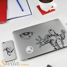 16 Marvel Avengers Gadget Decals Stickers For Laptops Smartphones Tablets