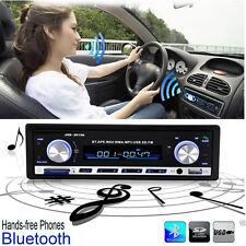 Bluetooth Car Stereo Player In-Dash FM Radio Input Receiver SD USB MP3 Radio