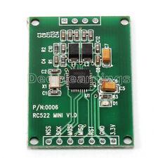 13.56MHz RFID Reader Writer Module SPI Interface IC Card RF Sensor RC522 NEW