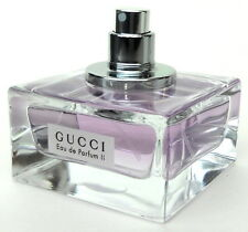 Gucci II (2) Perfume by Gucci 1.6 oz.EDP Spray Women's Tester. Never used.No Cap