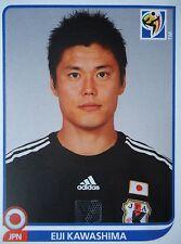 Panini 374 Eiji Kawashima Japan FIFA WM 2010 Südafrika
