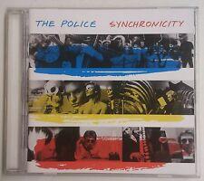 The Police  Synchronicity CD Alemania Enhanced edition