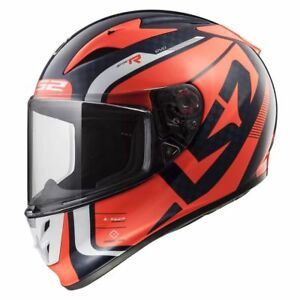 *FREE SHIPPING* LS2 Arrow Motorcycle Full Face Helmet (All Colors & Carbon)