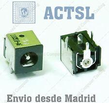 CONECTOR DC POWER JACK para Fujitsu-Siemens M1420