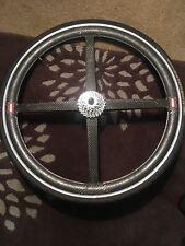 Vintage Spinergy Rev X 700c Carbon clincher Rear Wheel